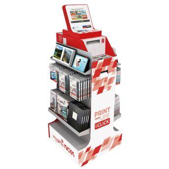 Smart KioskGifts Plus Exhibitor